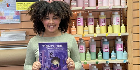 Storytime and Pottery Painting with Local Author MaKayla Rose Hubbs tickets