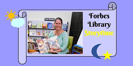 Forbes Library Storytime tickets