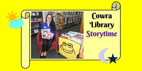 Copy of Cowra Library Storytime tickets