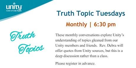 Truth Topic Tuesday | Biblical Interpretation tickets