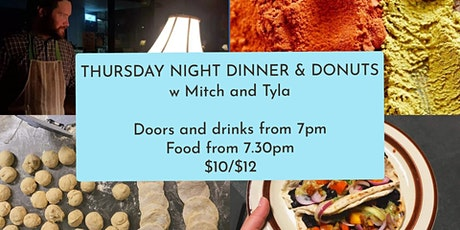 Thursday Night Dinners tickets