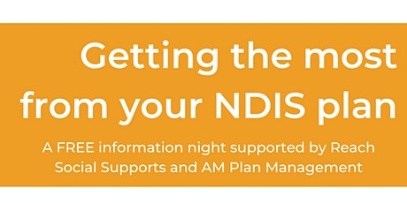 Getting the most from your NDIS plan tickets