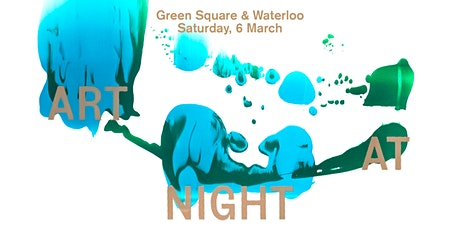 Green Square Art At Night tickets