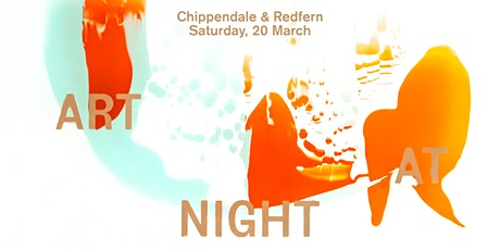 Chippendale & Redfern Art at Night tickets