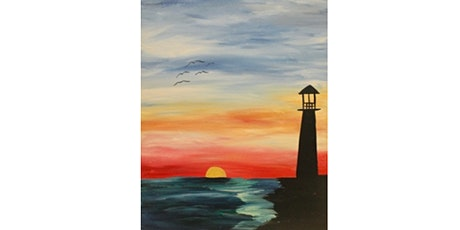 """Lighthouse Sunset"" - Thursday March 25th, 7:00PM, $25 tickets"