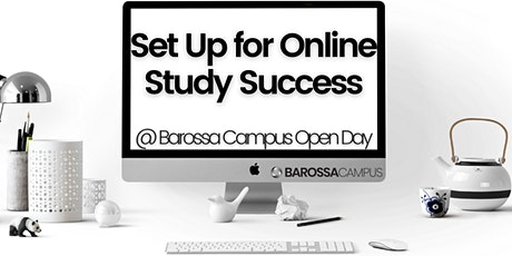 Set Up For Online Study Success tickets