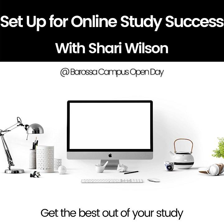 Set Up For Online Study Success image