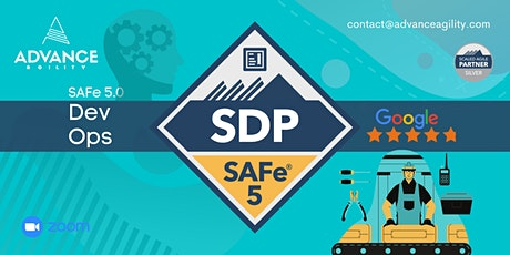 SAFe DevOps (Online/Zoom) May 29-30, Sat-Sun, Singapore Time (SGT) tickets