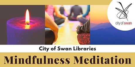 Meditation Session: Mindfulness, Thoughts and Emotions (Midland) tickets