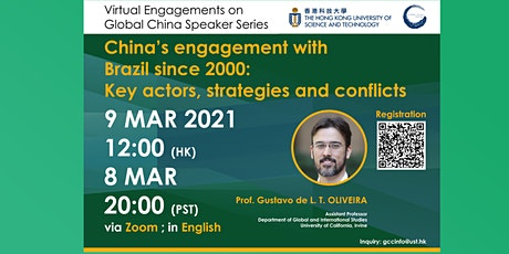 China's engagement with Brazil since 2000: Key actors, strategies and conf tickets