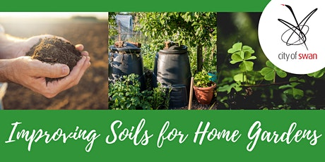 Thinking Green: Improving Soils for Home Gardens (Ballajura) tickets