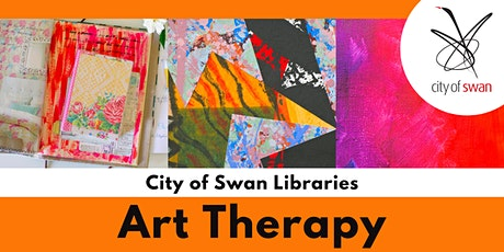 Art Therapy: Intuitive Collage (Ellenbrook) tickets