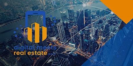 WEBINAR: Deep Tech behind PropTech - Blockchain@RealEstate tickets
