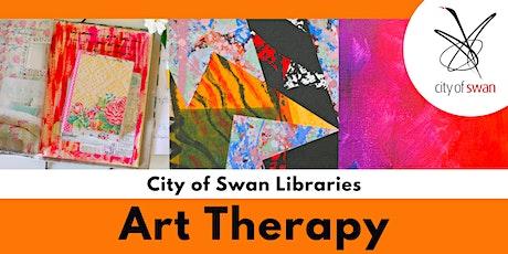 Art Therapy: Art Journaling (Ellenbrook) tickets