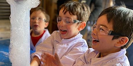 April school holiday program: Kitchen chemistry tickets