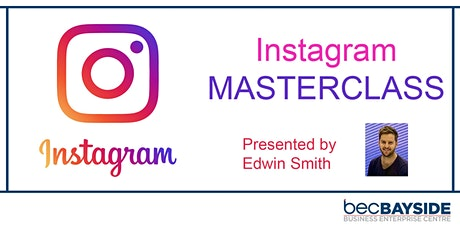Instagram Masterclass tickets