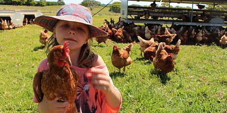 FARM KIDS SCHOOL HOLIDAYS - Chickens Workshop tickets