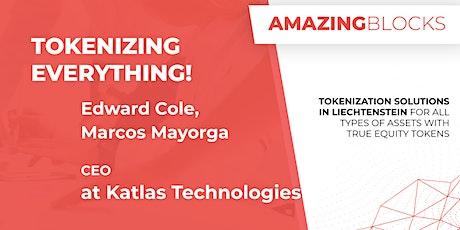 Tokenizing Everything!  Episode #23 (Podcast) tickets