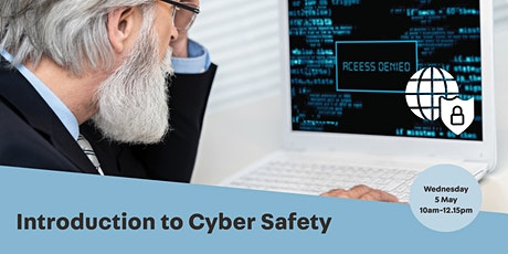 Introduction to Cyber Safety: How to Be Safe Online (English) tickets