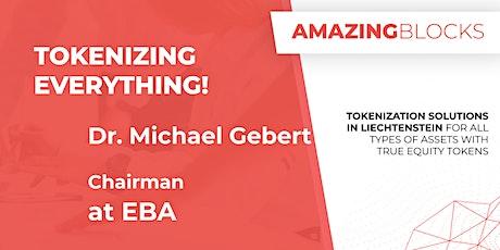 Tokenizing Everything!  Episode #24 (Podcast) tickets