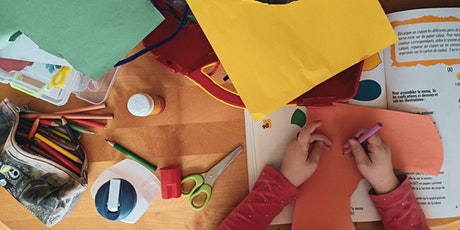 April school holiday program: Monster and animal crafts tickets