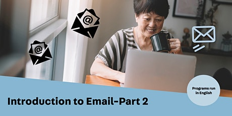 Introduction to Email - Part 2 (English) tickets