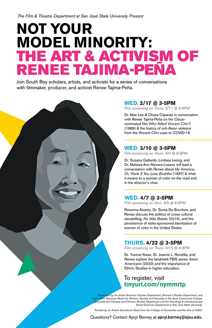 Not Your Model Minority: The Art and Activism of Renee Tajima Peña image