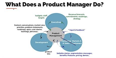 LinkedIn Local Geneva & Nyon Webinar 24th Edition: Product Management 101 tickets