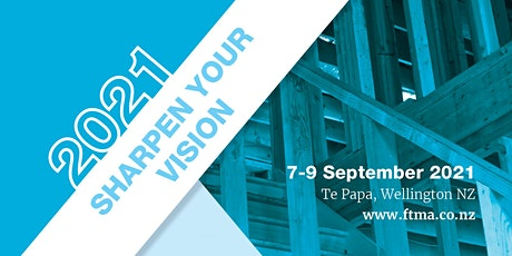 2021 Sharpen Your Vision - FTMA National Conference tickets