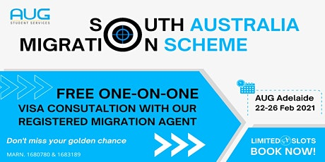 South Australia Migration Scheme - Free Visa Consultation tickets