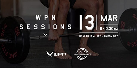 WPN Sessions Byron Bay tickets
