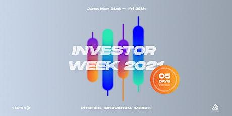 Investor Week 2021 tickets