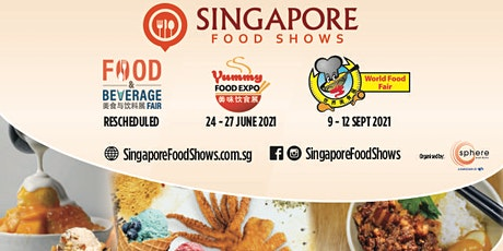 Food & Beverage Fair 2021*RESCHEDULED tickets
