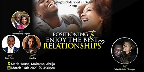 Singles&Married SitOut Abuja tickets
