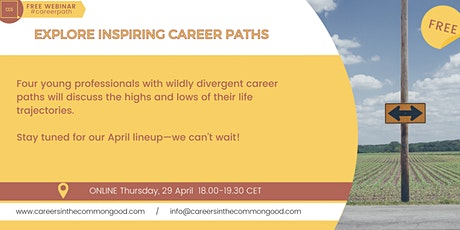 Explore Inspiring Career Paths tickets