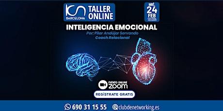 Taller Online - Inteligencia Emocional 24Feb entradas