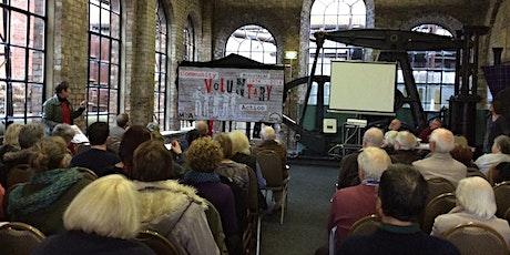 Midlothian Voluntary Action AGM & Volunteer Midlothian General Meeting tickets