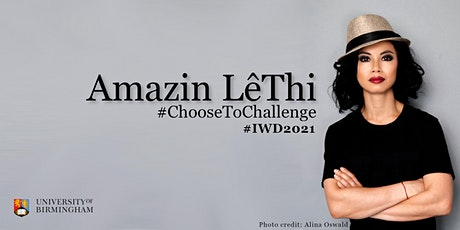 Choose To Challenge with Amazin LêThi ingressos