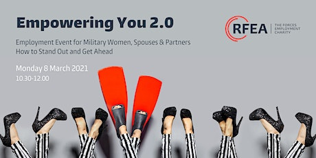 Empowering You 2.0 Employment Event - How to Stand Out and Get  Ahead! tickets