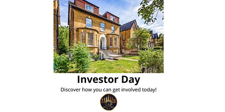 Property Investor Open Day tickets