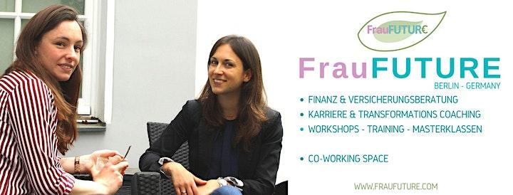 Gestalte deine finanzielle Zukunft -LIVE Webinar-: Bild
