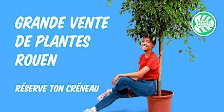 Grande Vente de Plantes - Rouen billets