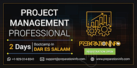 PMP Classroom Training and Program in Dar Es Salaam tickets