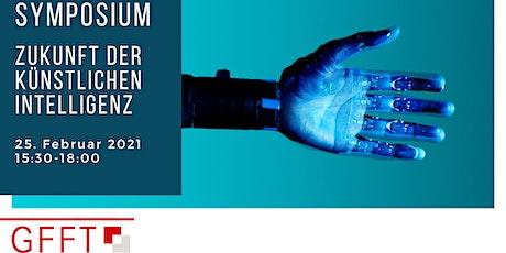 Symposium zur Zukunft der Künstlichen Intelligenz Tickets