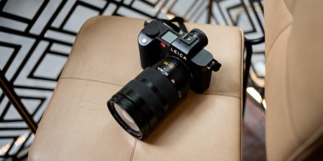 Test Drive Leica SL2 - 60 Minutes with Leica tickets