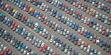 Parking. Making space for modal shift? tickets
