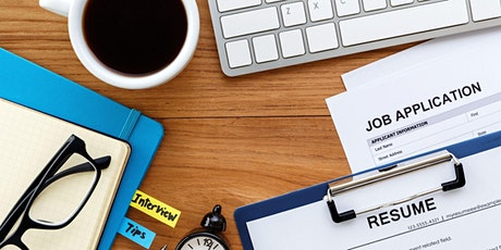 Job Search Skills - Writing the Application Letter tickets