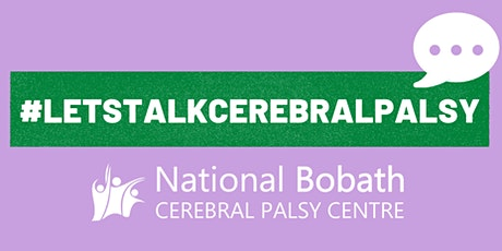Movement and Cerebral Palsy - getting going again tickets