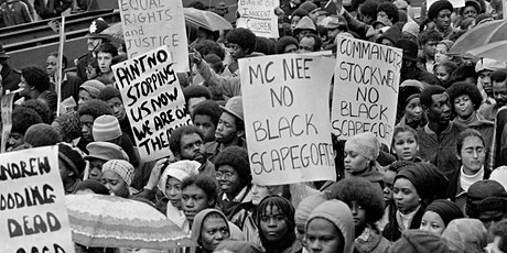 The Black People's Day of Action 40 years on tickets