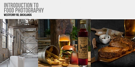 INTRODUCTION TO FOOD PHOTOGRAPHY tickets